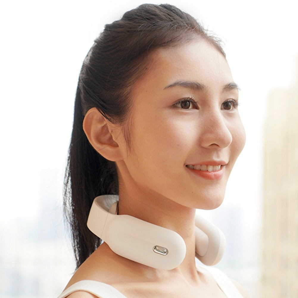 Smart Pain Relief Wireless Neck And Shoulder Massager