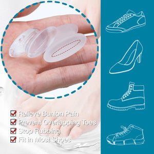 Bunion Relief Toe Separators