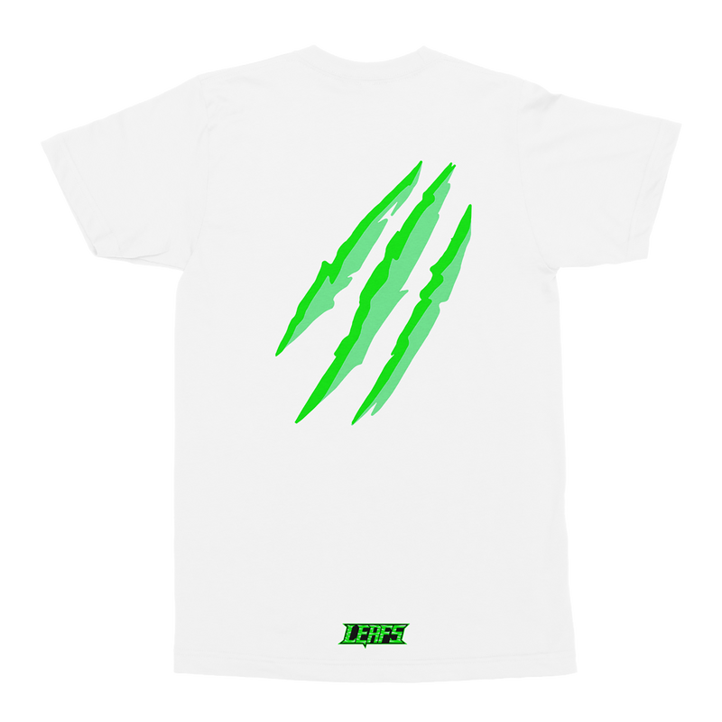 LOVE $ REAL Tee Wit 'Green'