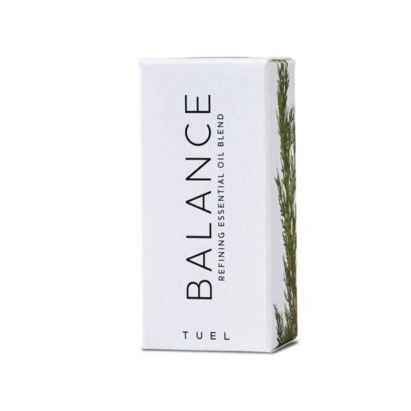 Tuel Balance Refining Essential Oil Blend