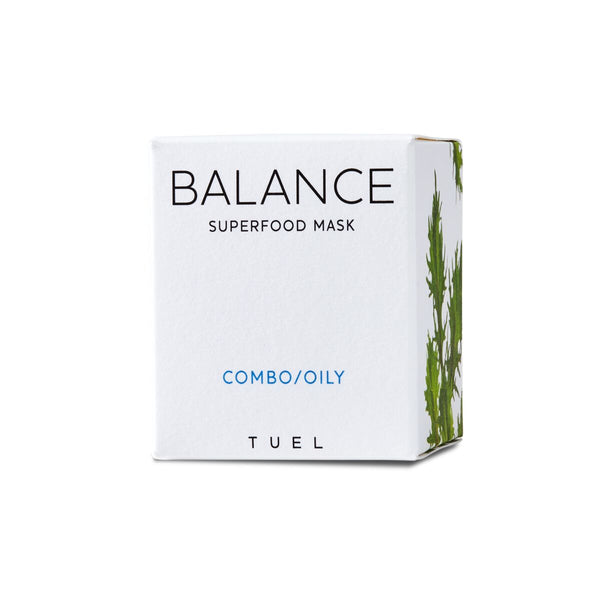 Tuel Balance Superfood Mask