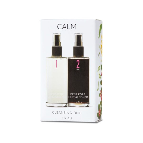 Tuel Calm Cleansing Duo