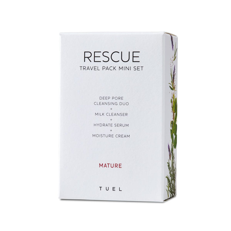 Tuel Rescue Travel Pack Mini Set