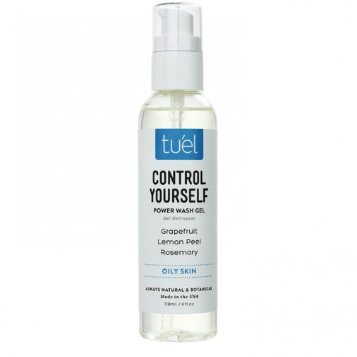"Tu'el Azulene Cleansing Gel NEW NAME ""Control Yourself Power Wash Gel"""