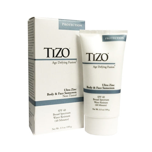 Tizo Ultra-Zinc Body and Face SPF40 Non-Tinted