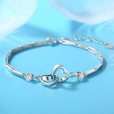 Bracelet S5461 -2020 new luxury 925 sterling silver bracelet bangle FHB024
