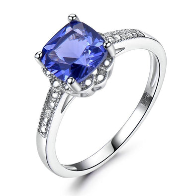 Ring 5 Tanzanite Gemstone Ring