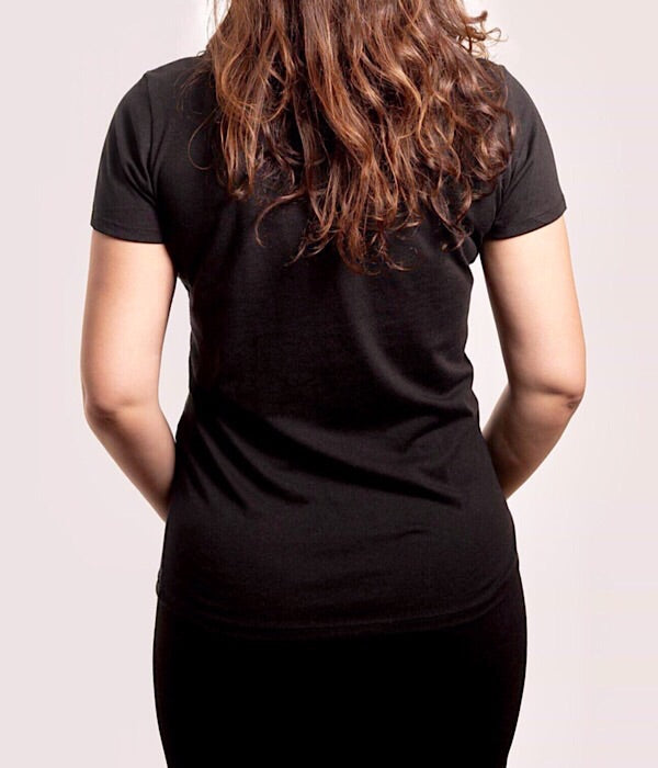 Women's Vintage Short Sleeve Tee  (Organic Recycled)
