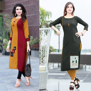 Buy 1 Kurti Get Another 1 Free