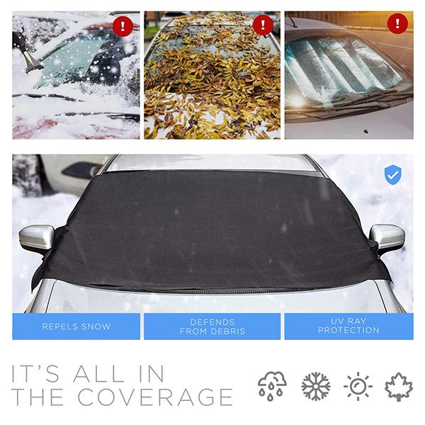Multipurpose of premium Windshield Cover
