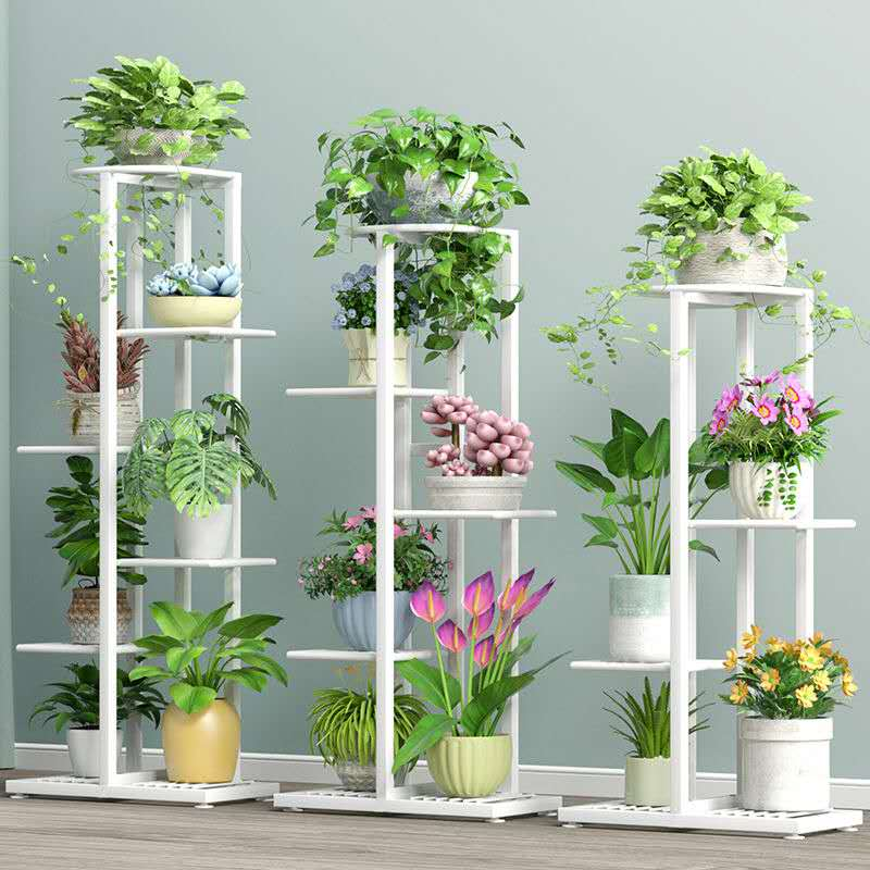 Multi-layer plant pot holder-Factory direct sales/50%OFF🔥