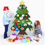 Load image into Gallery viewer, 🎄Best Gift For Children-DIY Felt Christmas Tree🎄