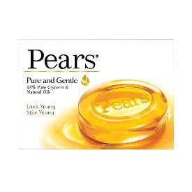 Pears Pure & Gentle Bathing Bar Soap 35g