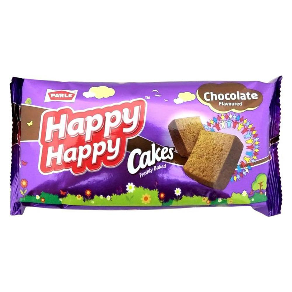 Parle Happy Happy Cake Chocolate 45g
