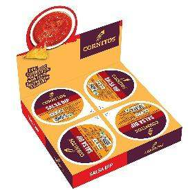 Cornitos Salsa Dips 4 in 1 Pack 100g - ClickUrKart