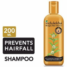 Indulekha Shampoo - Bringha Hairfall Cleanser 200 ml