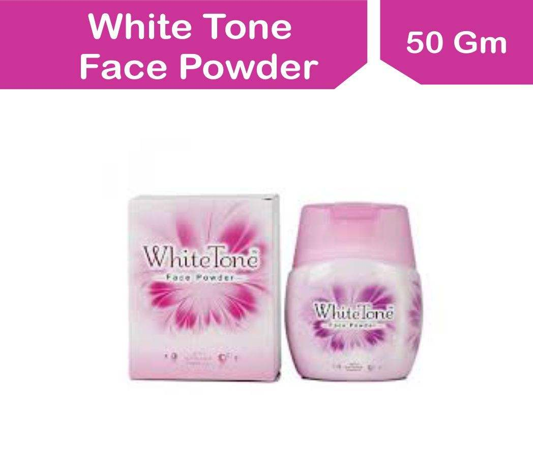 White Tone Face Powder, 50 g - ClickUrKart