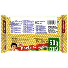 Parle G Biscuits (Pack of 10 x 250g)