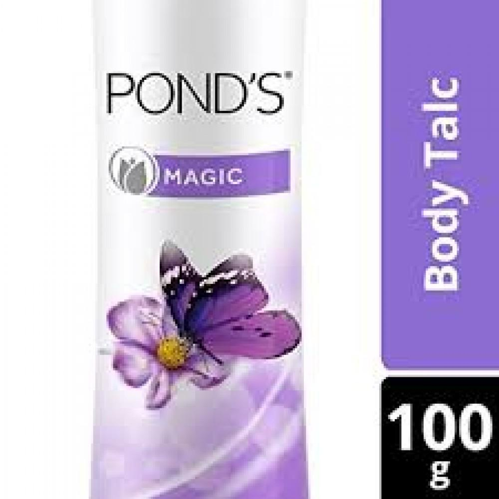 Ponds Dream Flower Magic Talc 100g