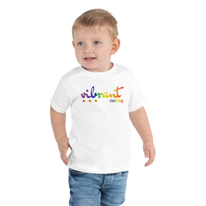 """VIBRANT"" Toddlers LGBTQ Edition T-Shirt"