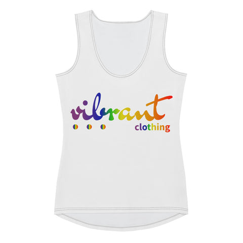 """VIBRANT"" Women's LGBTQ Tank Top"