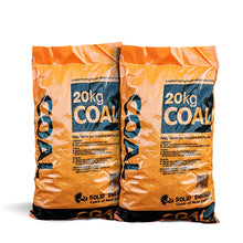 Load image into Gallery viewer, Ohai Nuts Coal 20kg Bag
