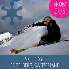 Welcome to Ski Lodge, Engelberg