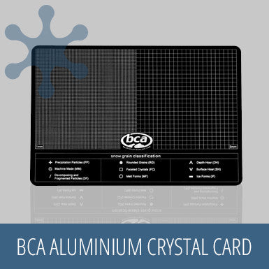 BCA Crystal Card