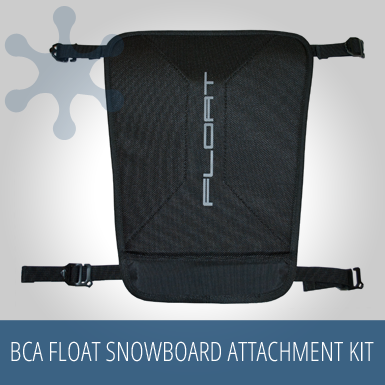 BCA Float Snowboard Attachment Kit