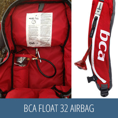 BCA Float 32 Airbag