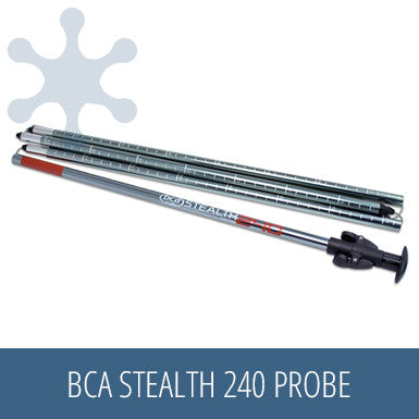 BCA Stealth 240 Probe