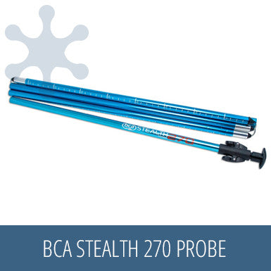 BCA Stealth 270 Probe