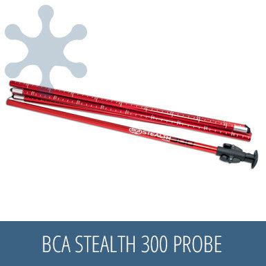 BCA Stealth 300 Probe