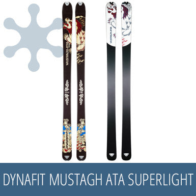 Dynafit Mustagh Ata Superlight