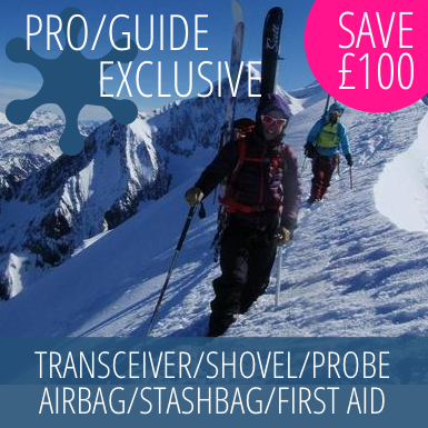 Pro Guide Safety Pack - SAVE £100!