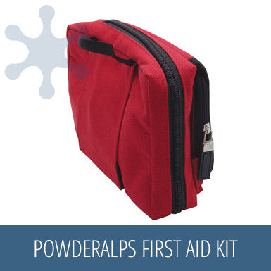 PowderAlps First Aid Kit