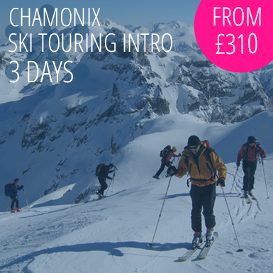 Ski Touring 3 Day Intro