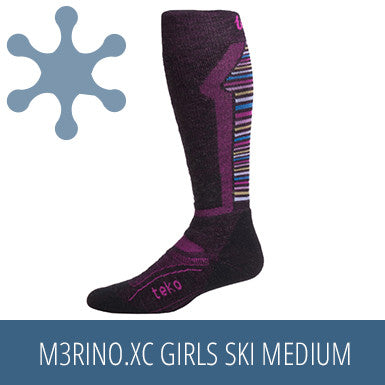 TEKO M3RINO.XC Girls Ski Medium