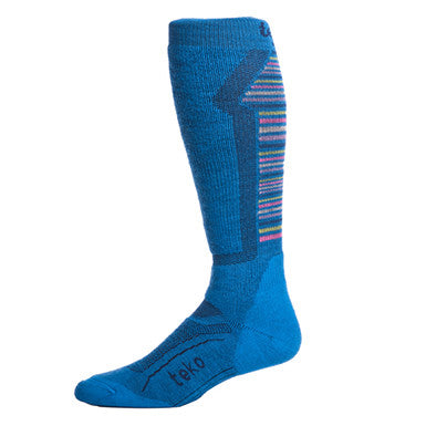 TEKO M3RINO.XC Women's Ski Medium - Marine / Stripe