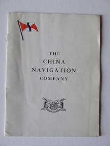 The China Navigation Company 1872-1957