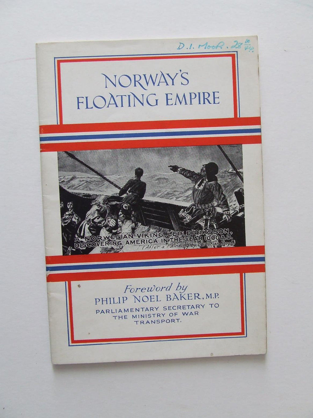 Norway's Floating Empire