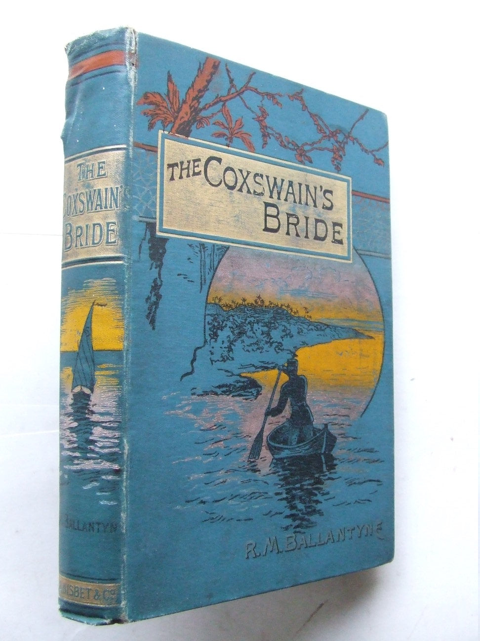 The Coxswain's Bride or the Rising Tide, a tale of the sea