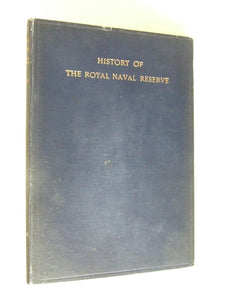 History of the Royal Naval Reserve