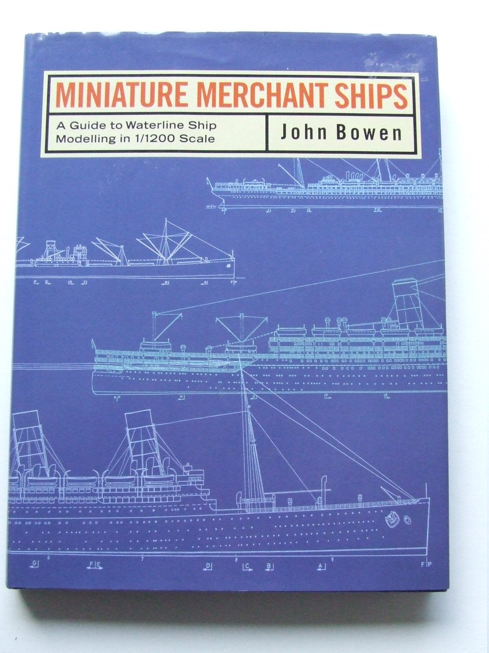 Miniature Merchant Ships