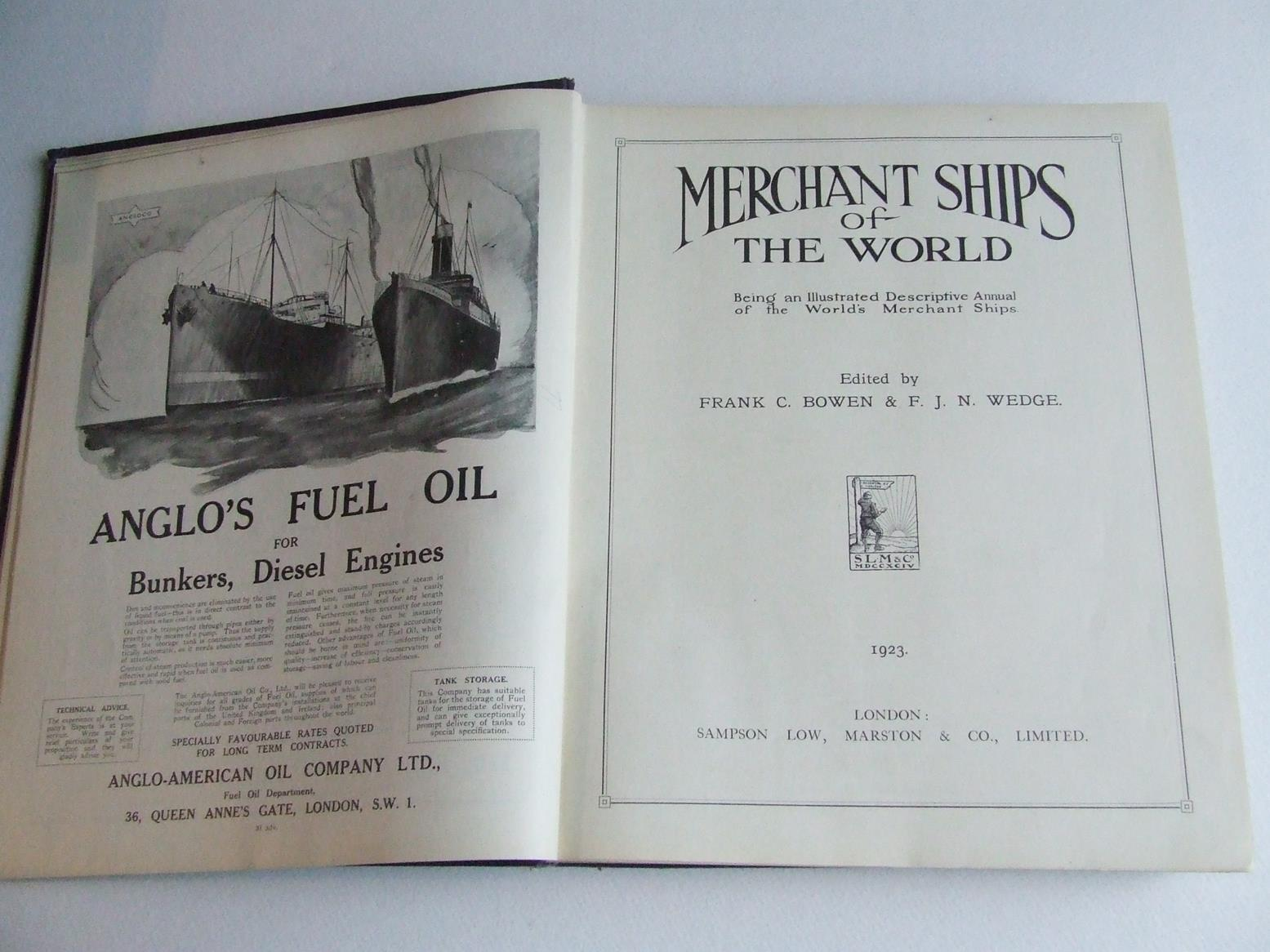 Merchant Ships of the World