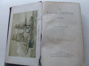 The Naval Annual, 1886