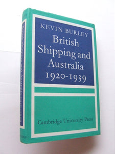 British Shipping and Australia 1920-1939
