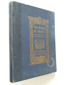 Centenary Edition of the Songs of Burns