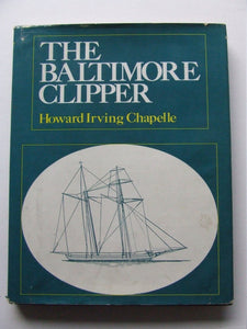 The Baltimore Clipper, its origin and development