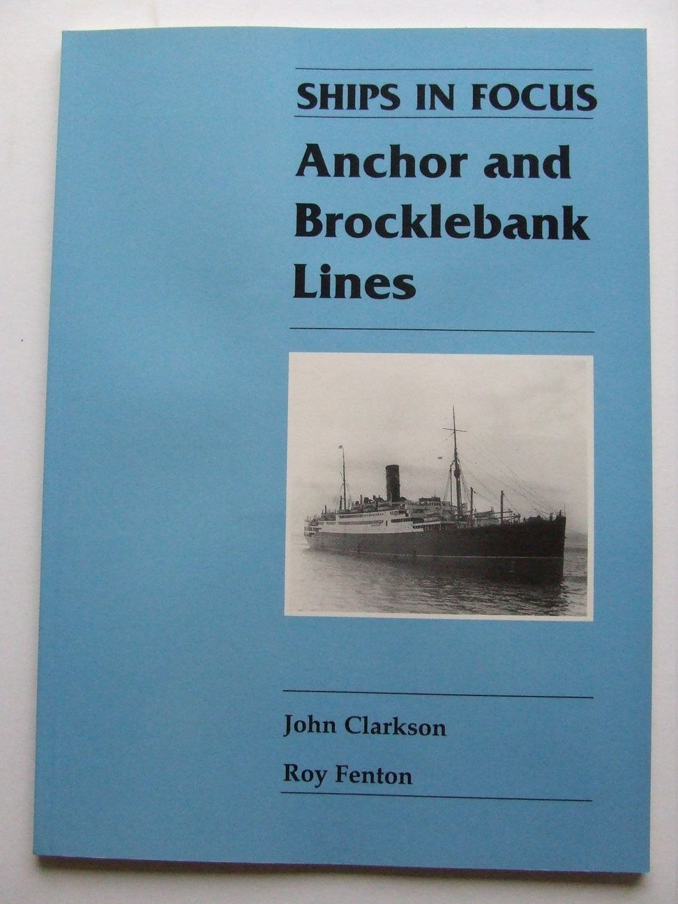 Ships in Focus - Anchor and Brocklebank Lines